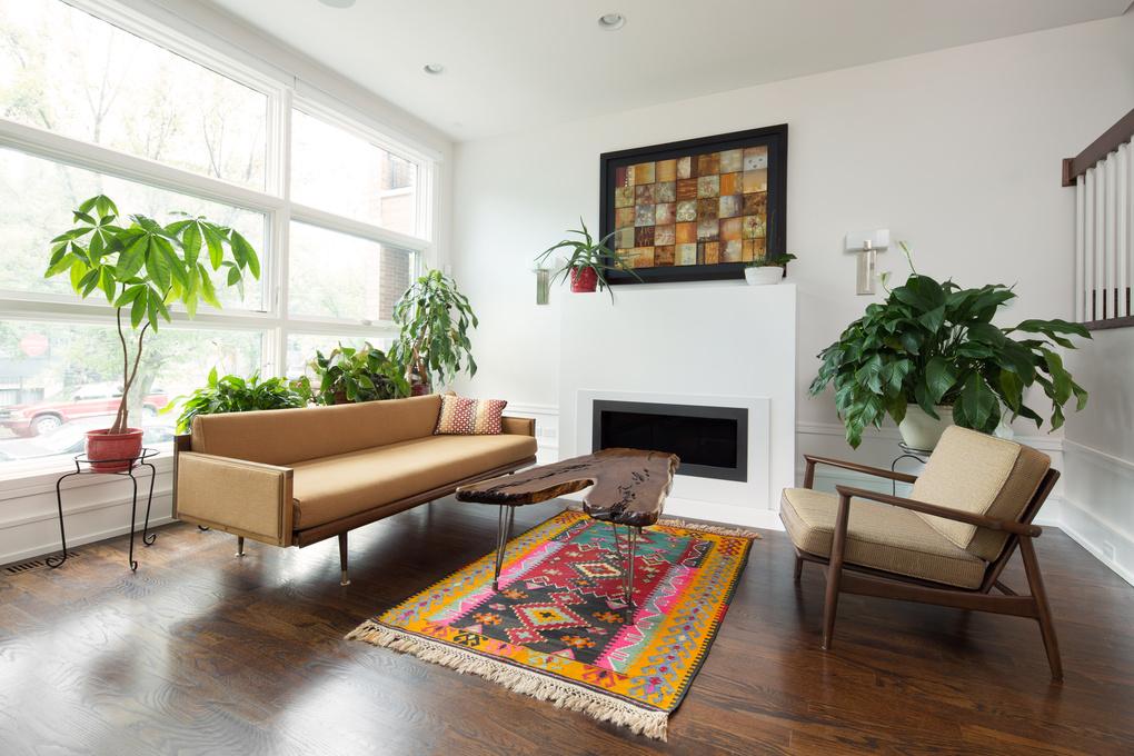 Living Room by Adam Milton