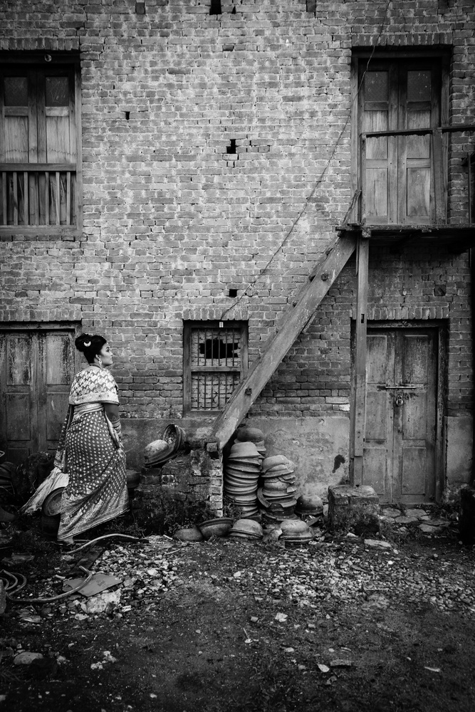 Antique Bride Moment by Samir Prajapati