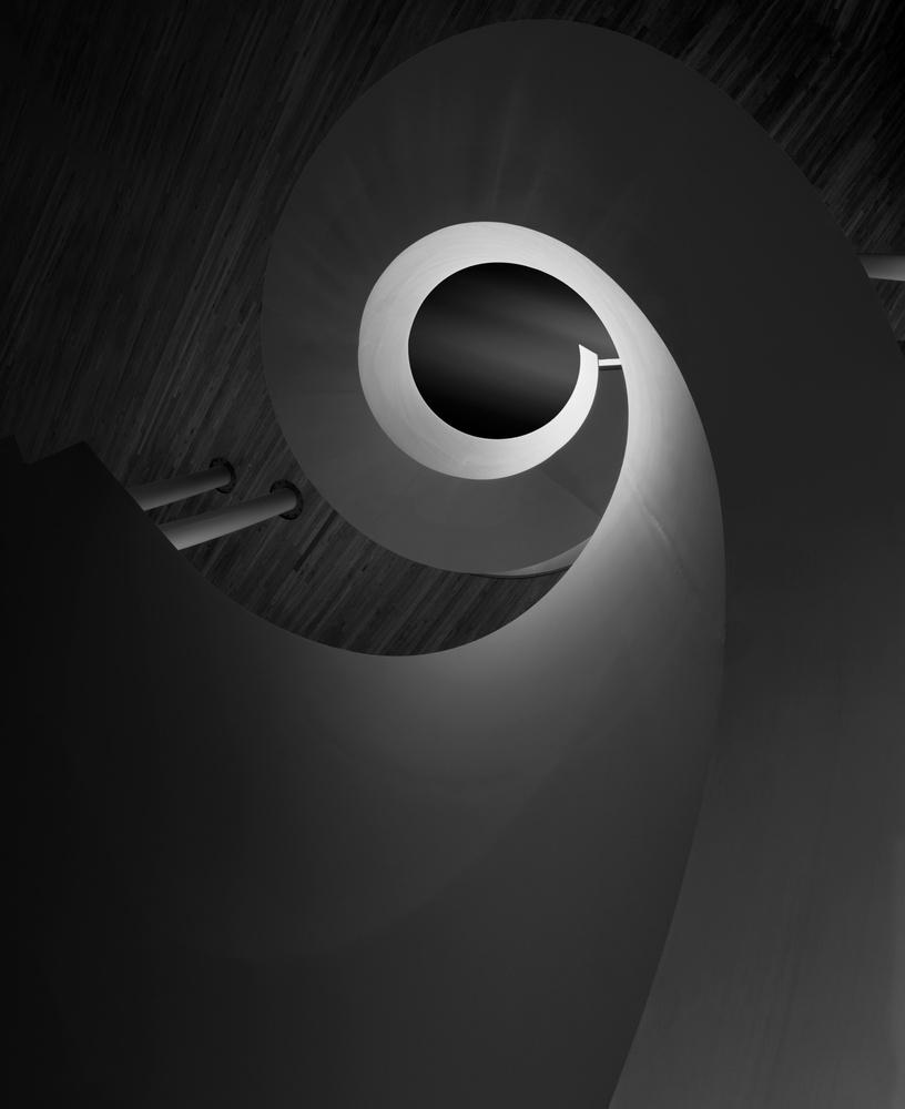 Spiralling Light by Danny Tan