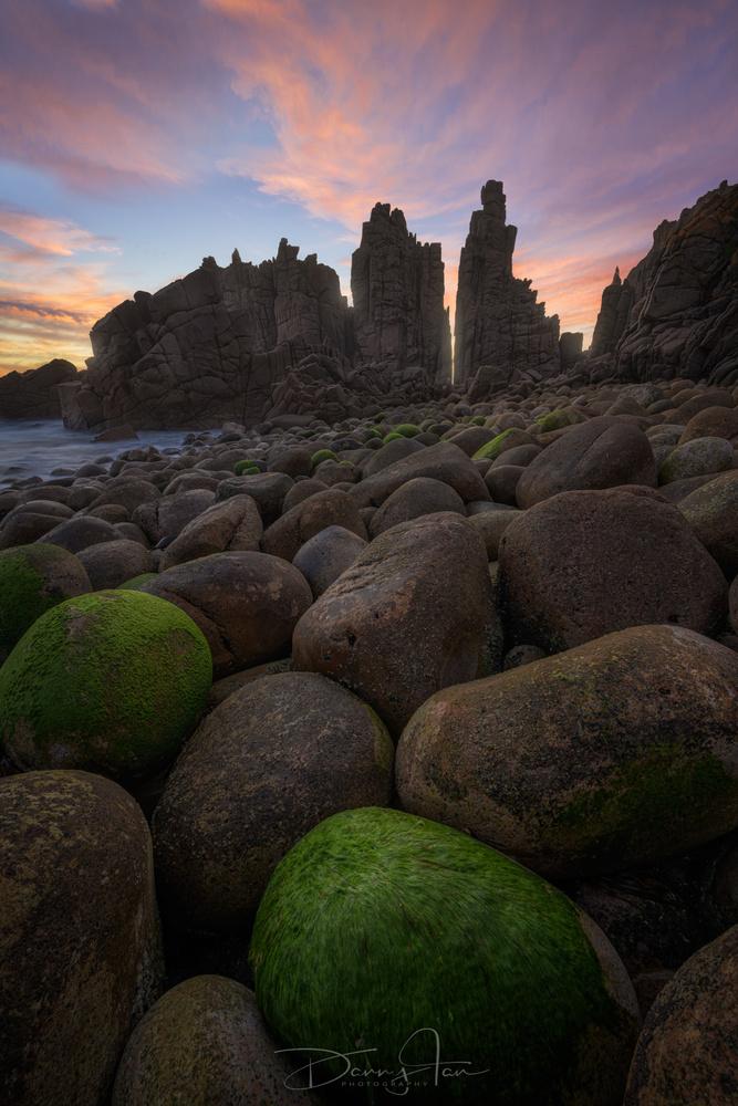 Pinnacles by Danny Tan