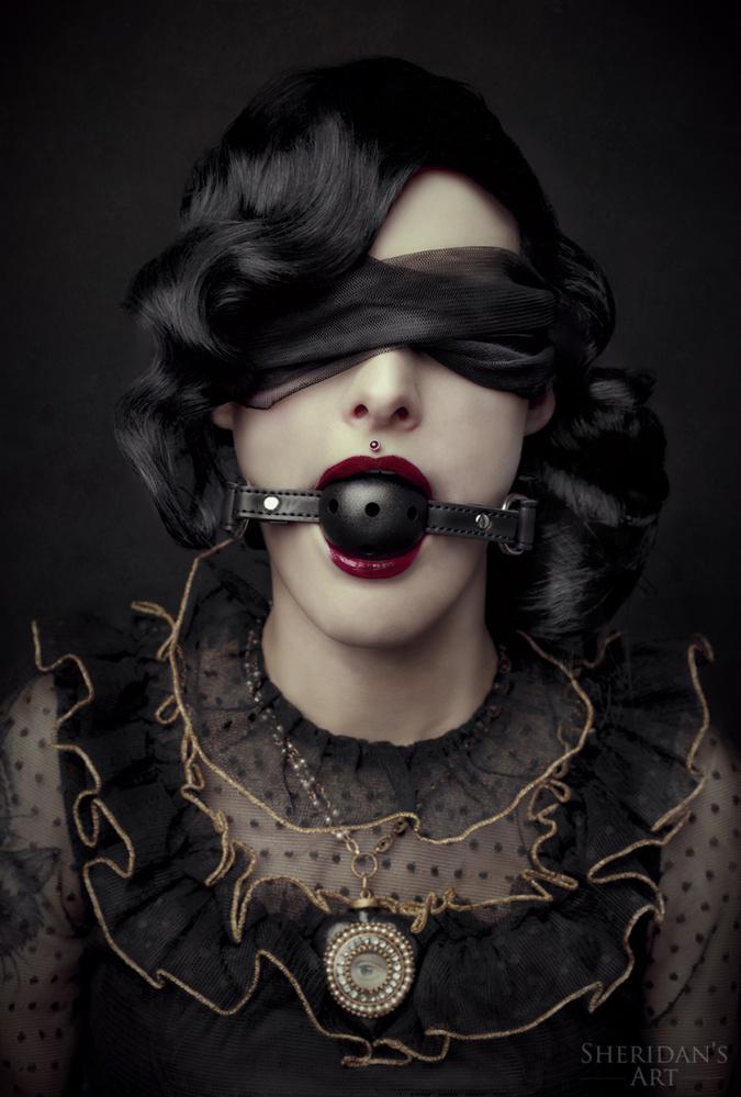 Tongue-Tied by Laura Sheridan