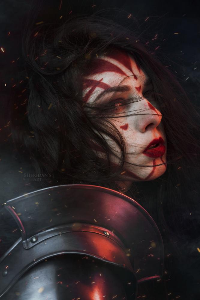Inferno  by Laura Sheridan