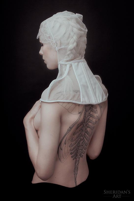 Diaphanous by Laura Sheridan