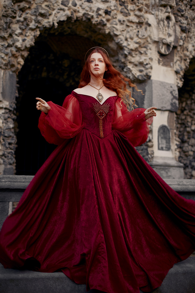 Lady Aurora by Laura Sheridan