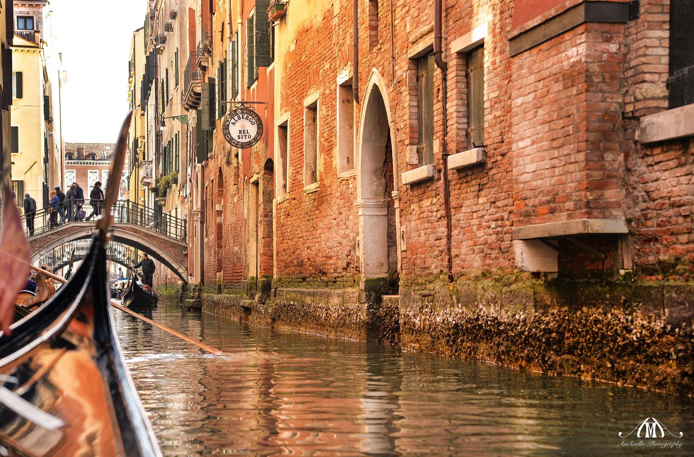 Gondola Serenity by Adriana Avello