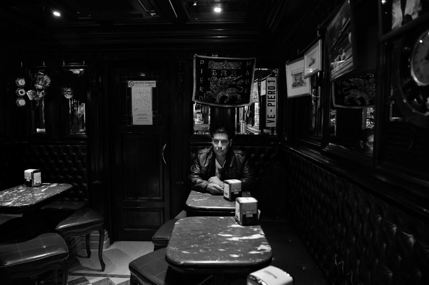 Night Cafe by Adriana Avello