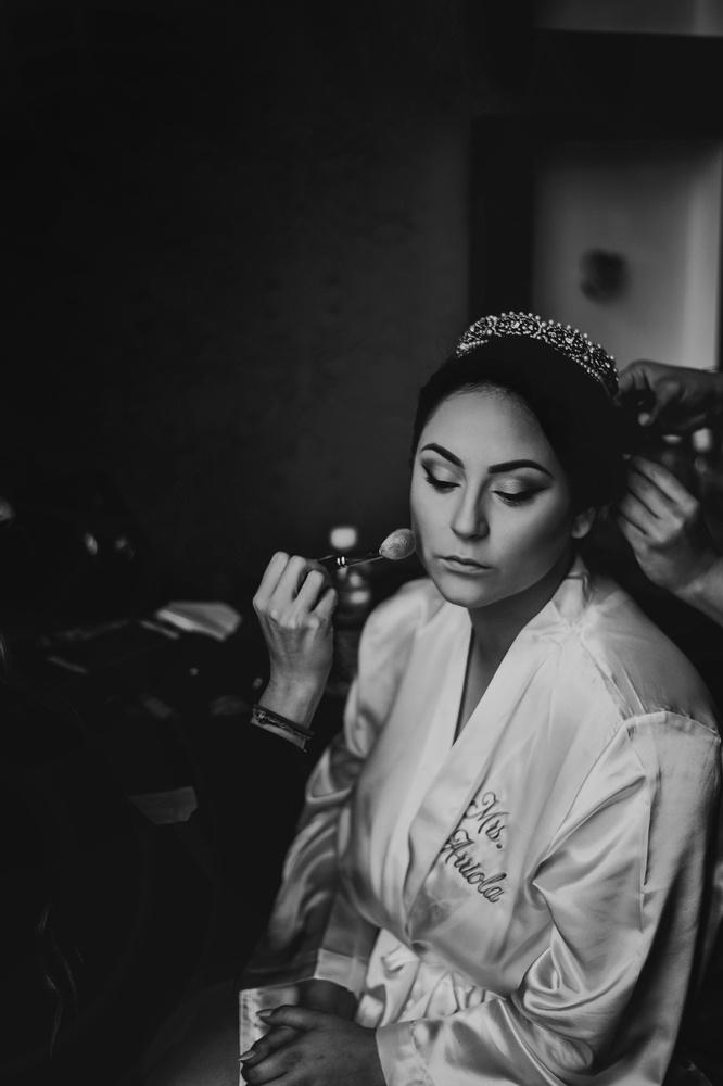 Black Bride by Adriana Avello