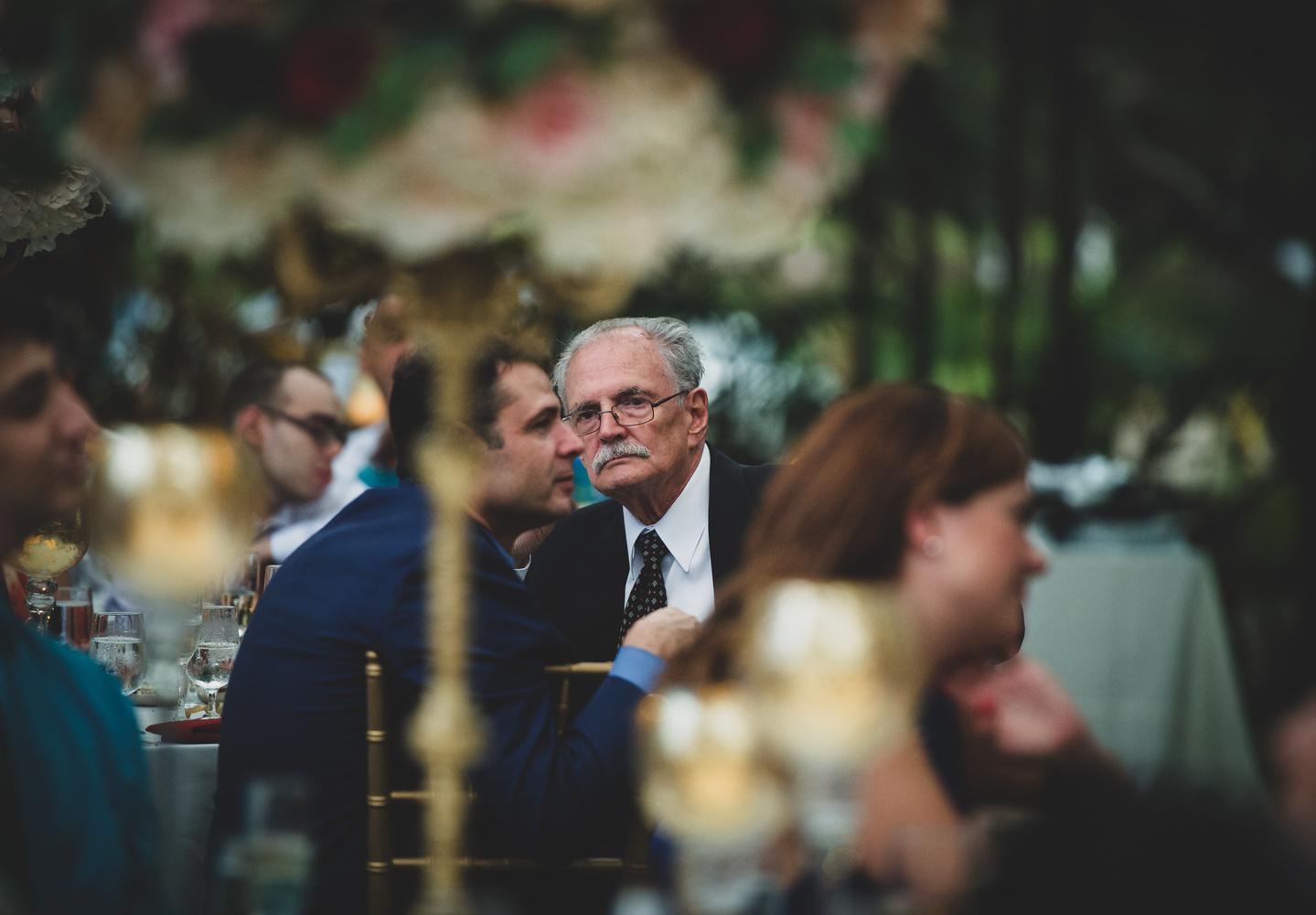Bride's Grandfather by Adriana Avello