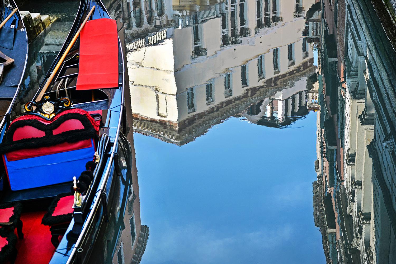 Reflections of Venice by Adriana Avello