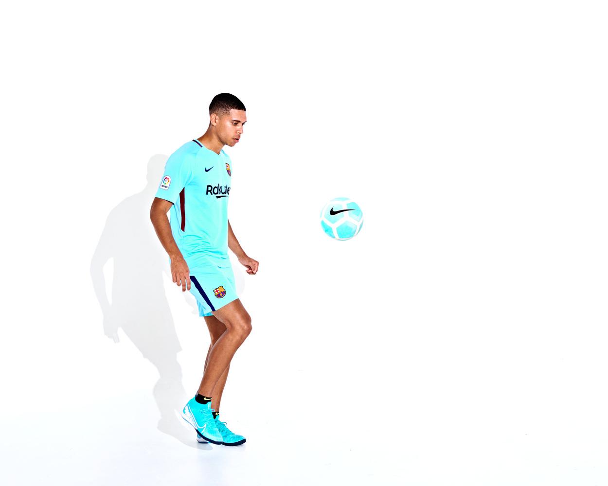 Anthony Soccer by jason hill