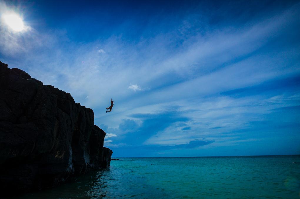 Leap by Daniel Karr