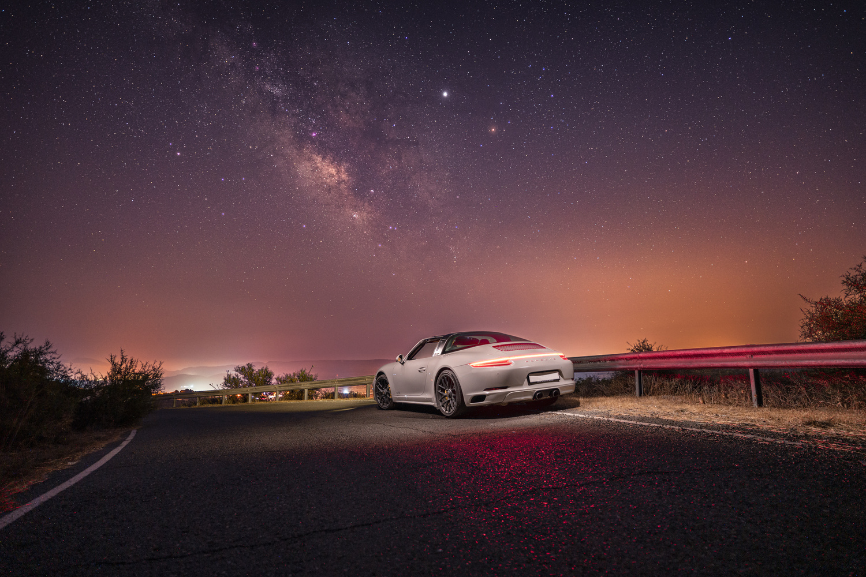 Targa and Stars by Igor Kapovskiy