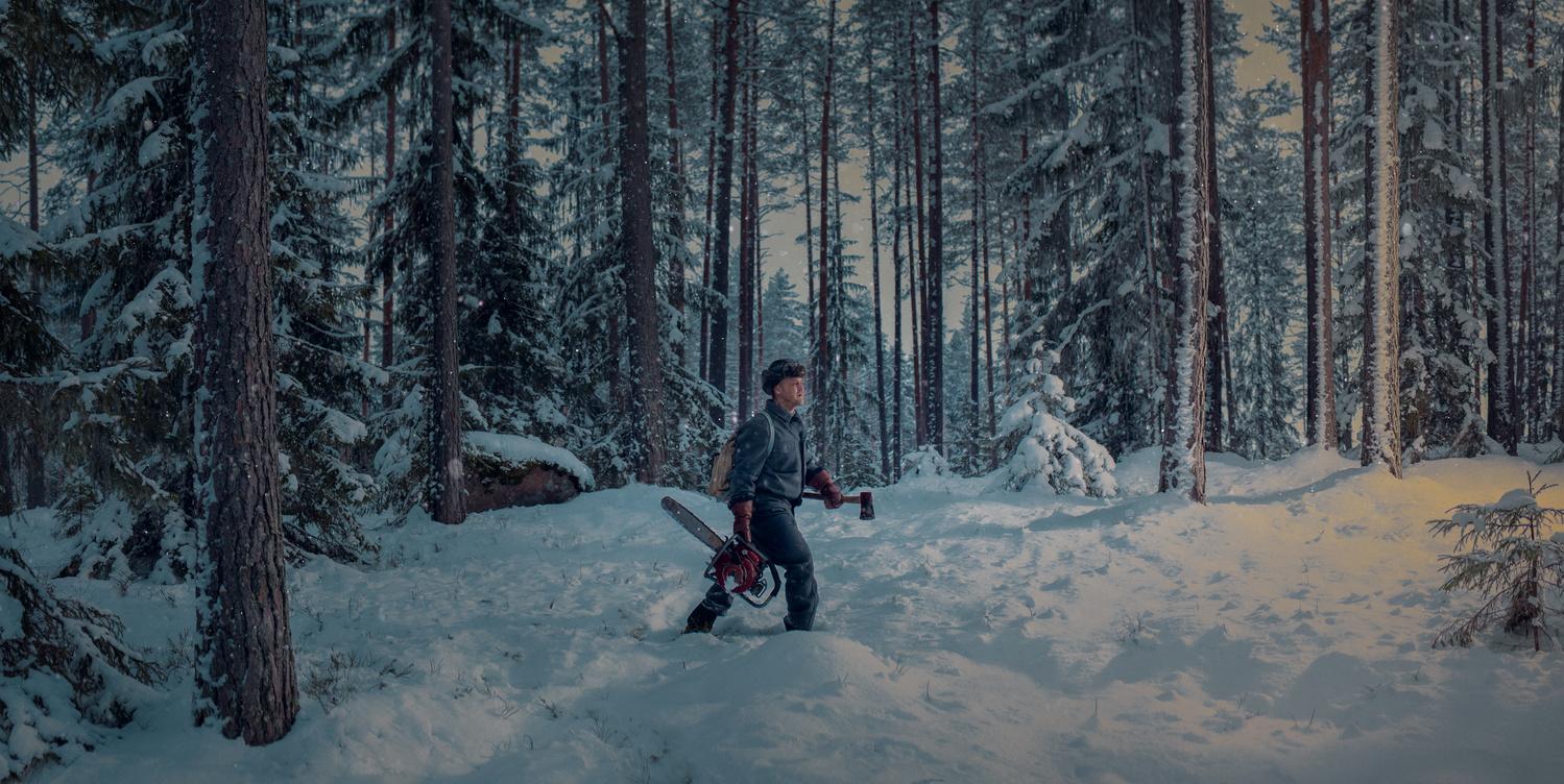 Trudgning by Sanna Vornanen