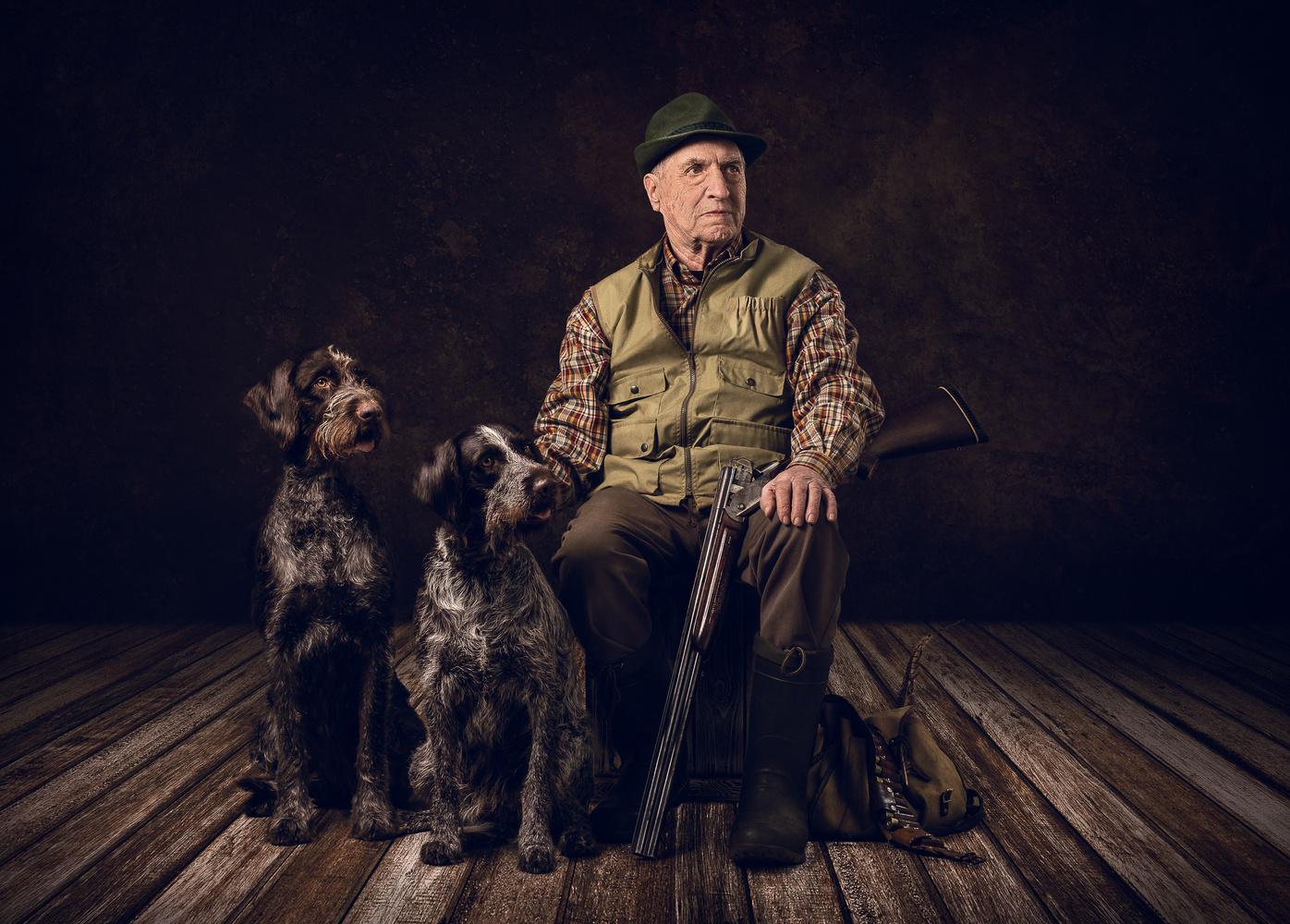 Hunters by Sanna Vornanen