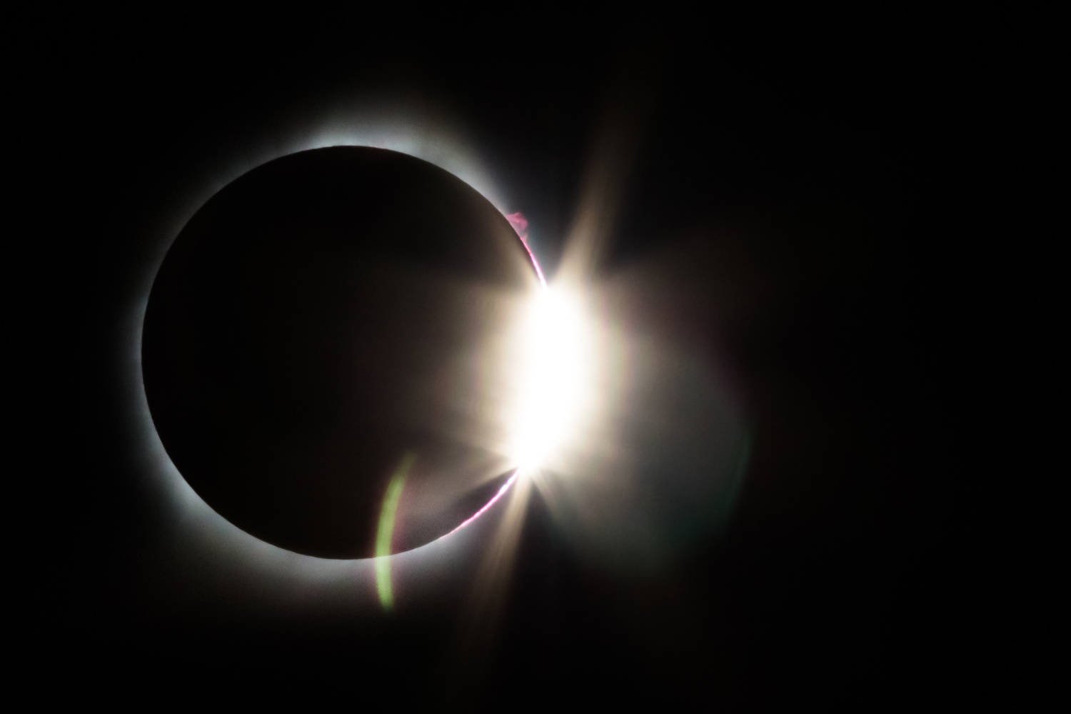 The Great American Eclipse by Peter Bumbarger