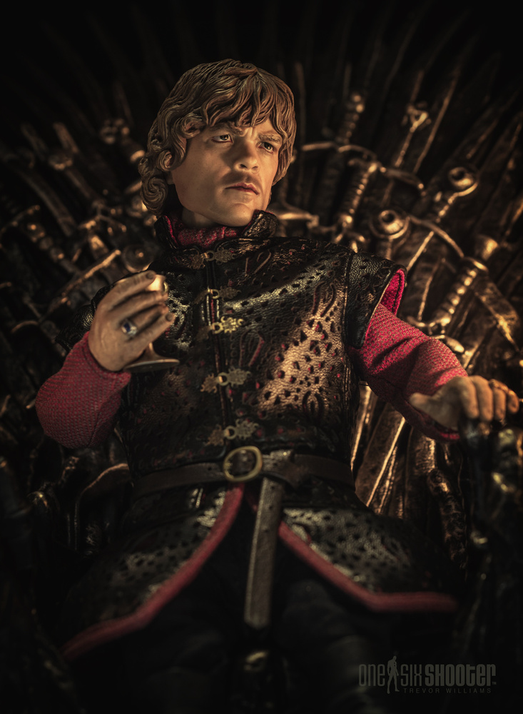 King Tyrion by Trevor Williams
