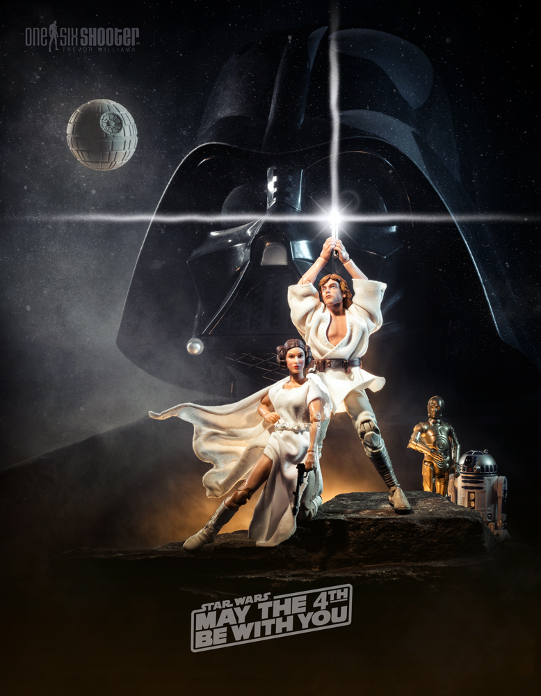 A New Hope by Trevor Williams