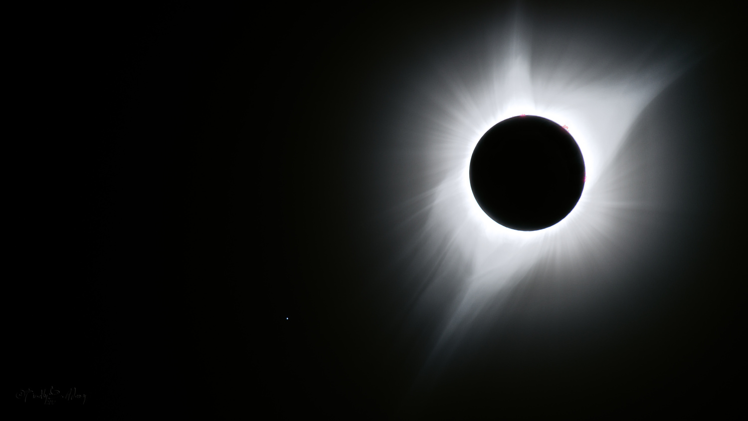 Ah Totality! by Tim Murray
