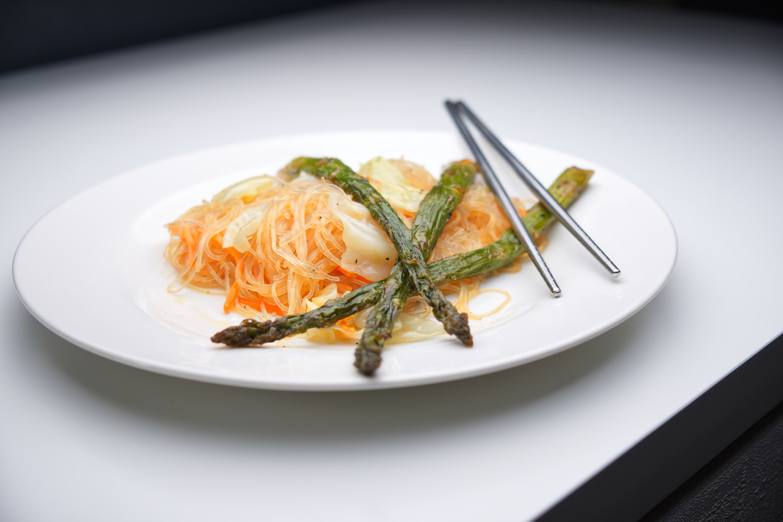 Pancit Asparagus by Cagomoc Reed