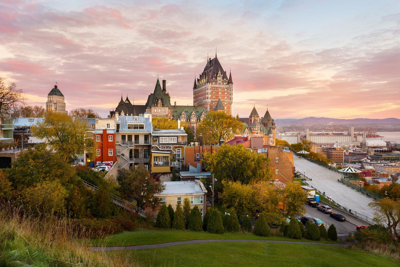 Quebec City by Antoine Buchet