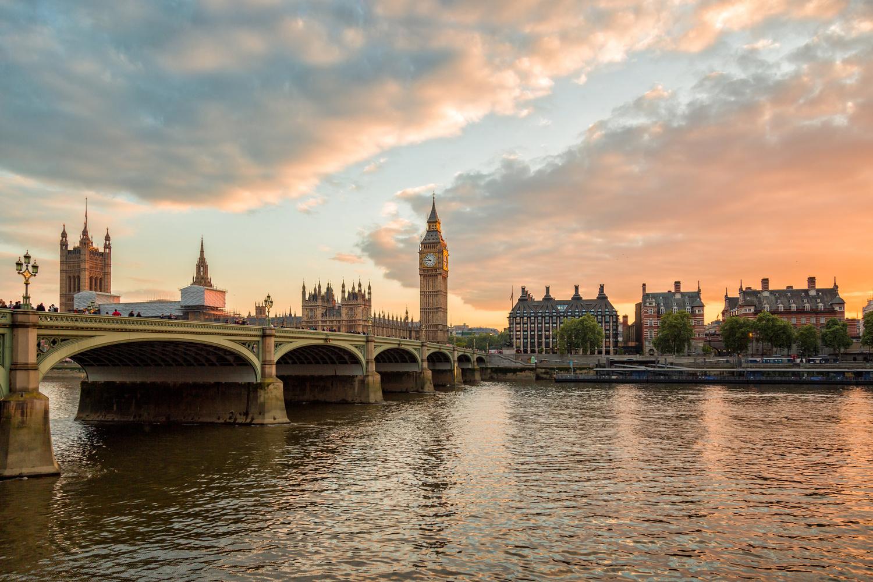 London baby! by Antoine Buchet
