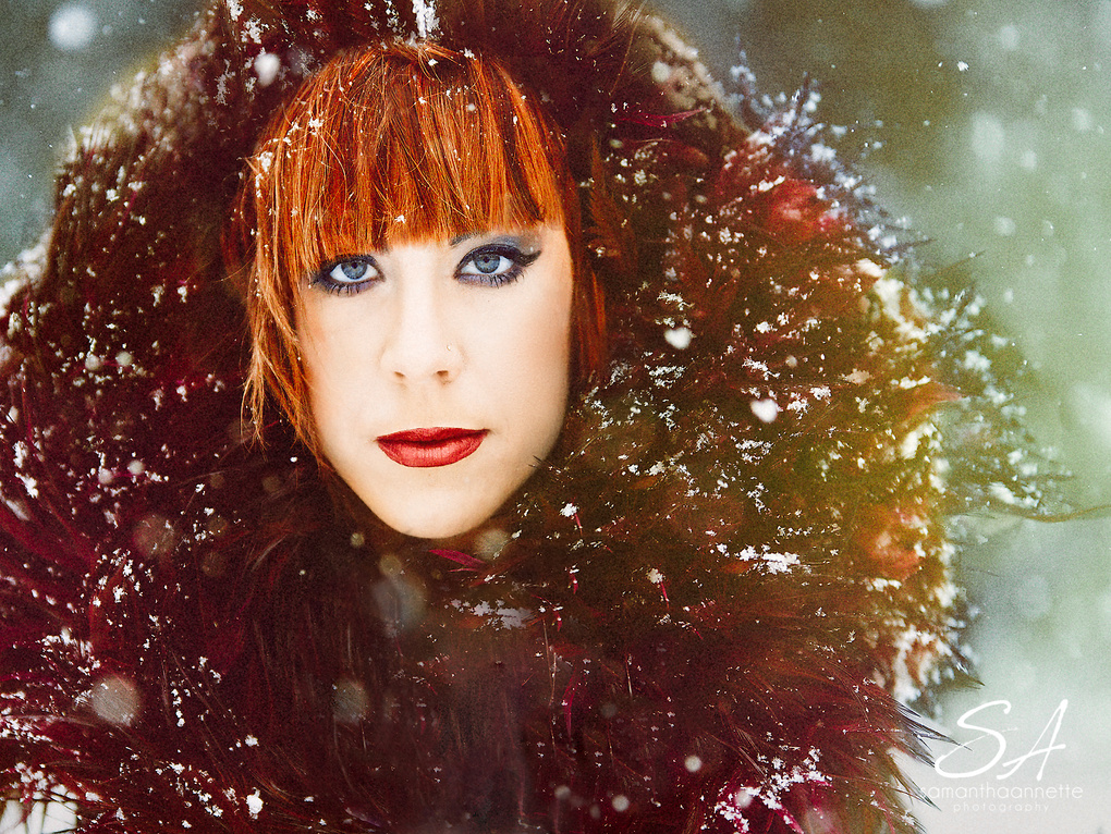 Red Queen by Samantha Schannon