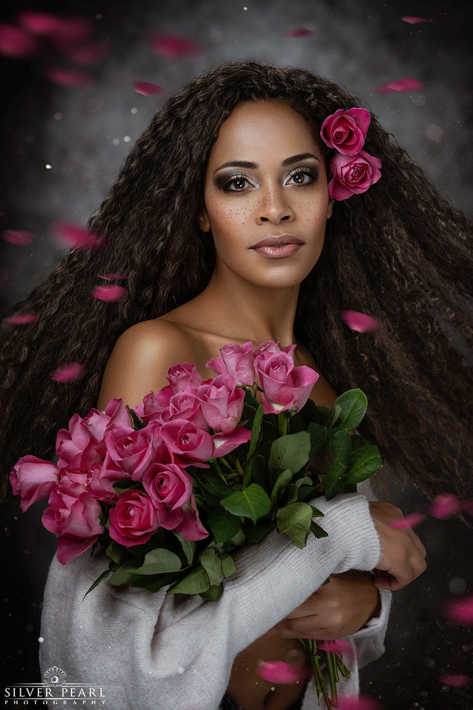 Romantic Beauty by Kim Silver