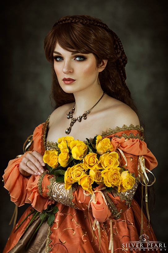 Lucrezia by Kim Silver