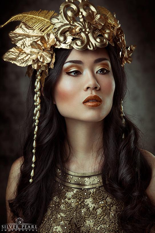 Golden Beauty by Kim Silver