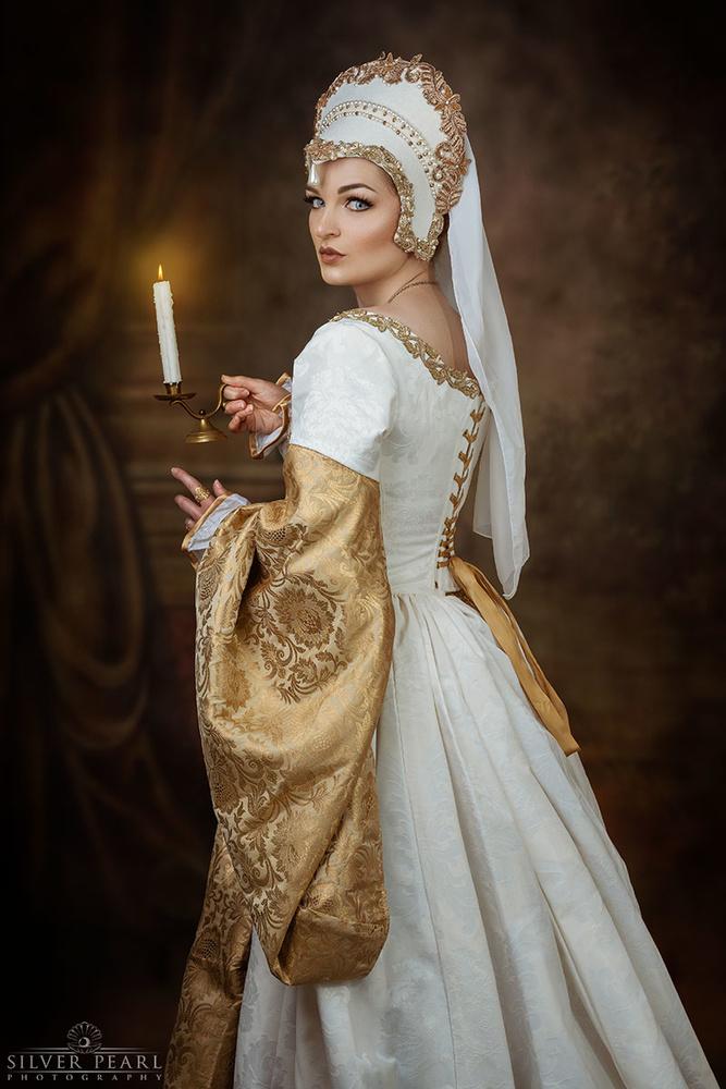 Anne Boleyn by Kim Silver