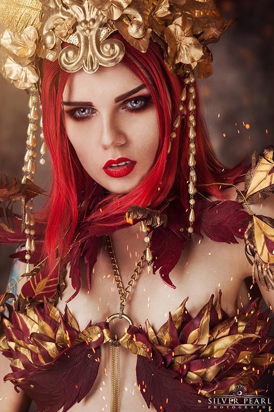 Phoenix by Kim Silver