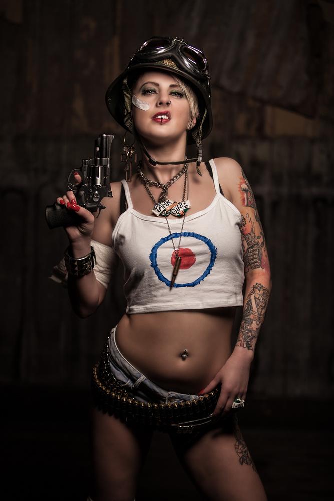 Tank Girl by Joe Armitage