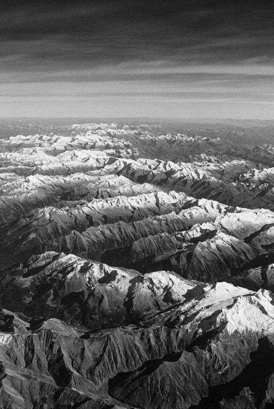 Les Alpes by Christian Hartmann
