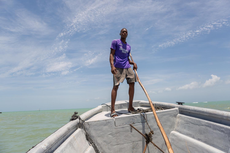 Boat Captain by Lee Cohen
