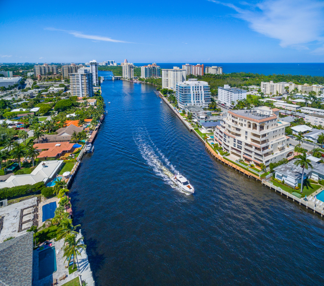 Fort Lauderdale by Andrew Panayotoff