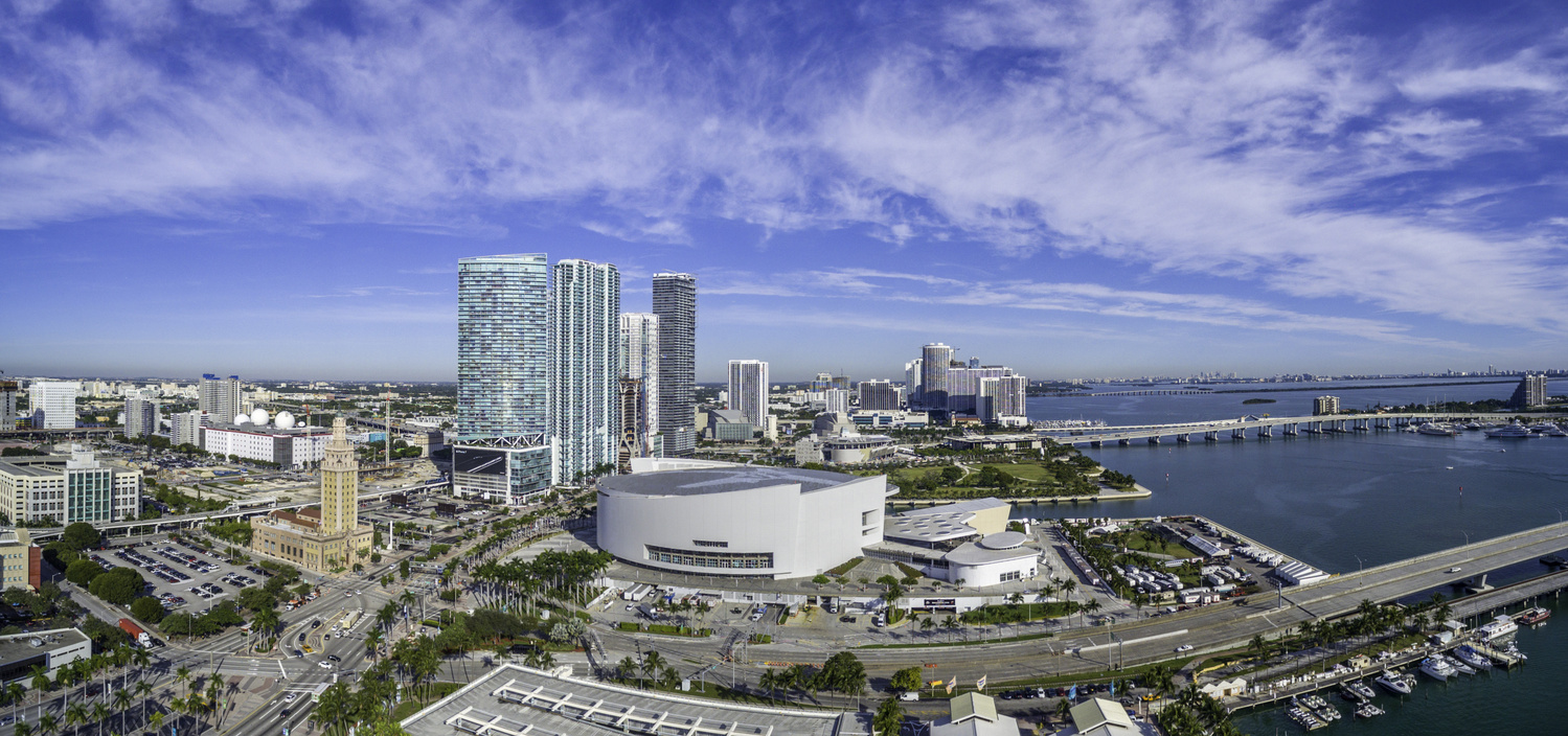 Miami by Andrew Panayotoff
