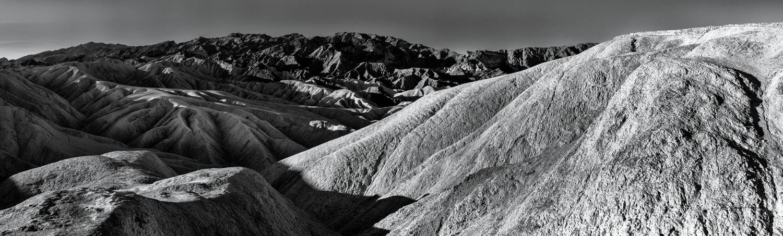 Zabriskie Point Sunrise by Robert Grenader