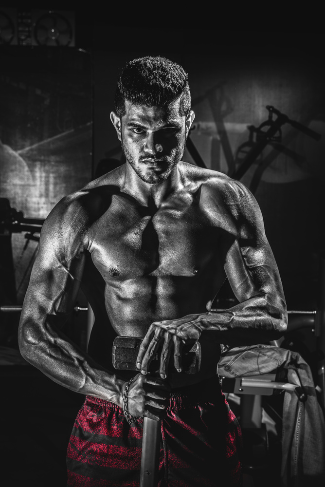 Fitness by Sushant Singh