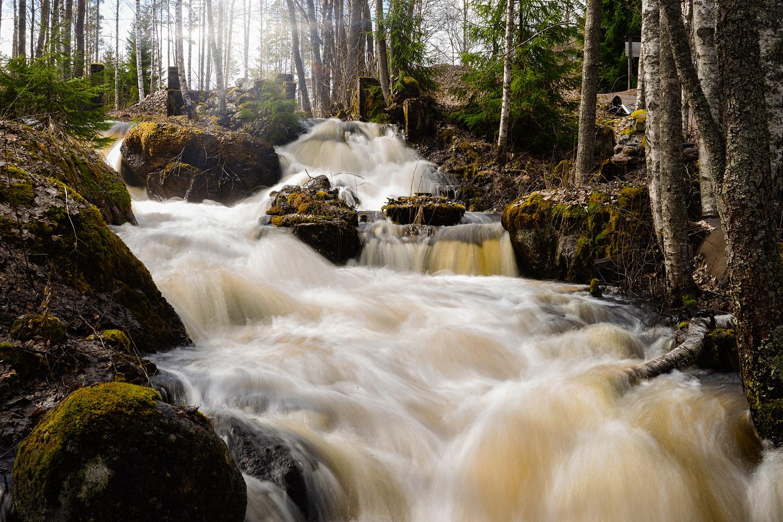 Water by Petteri .