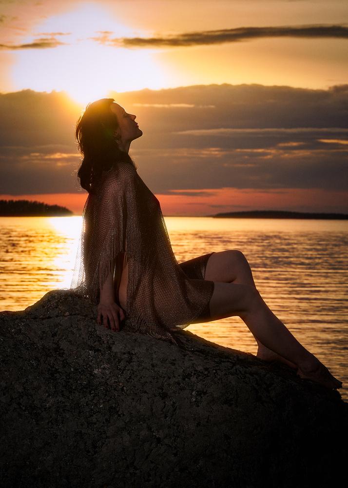 Sunset by Petteri .