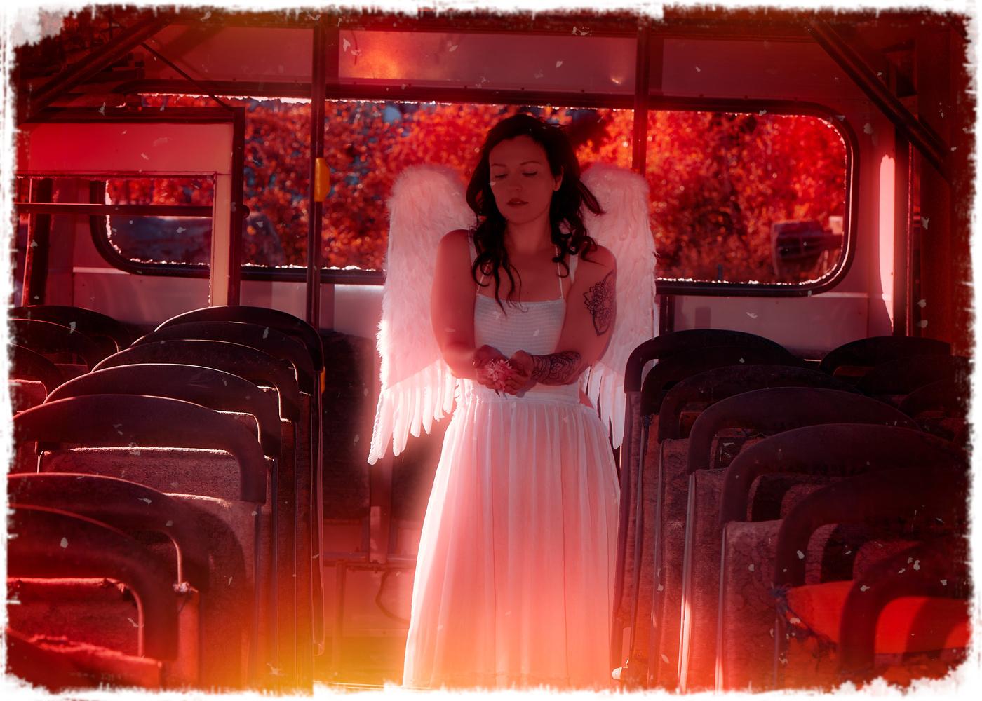 Angel by Petteri .