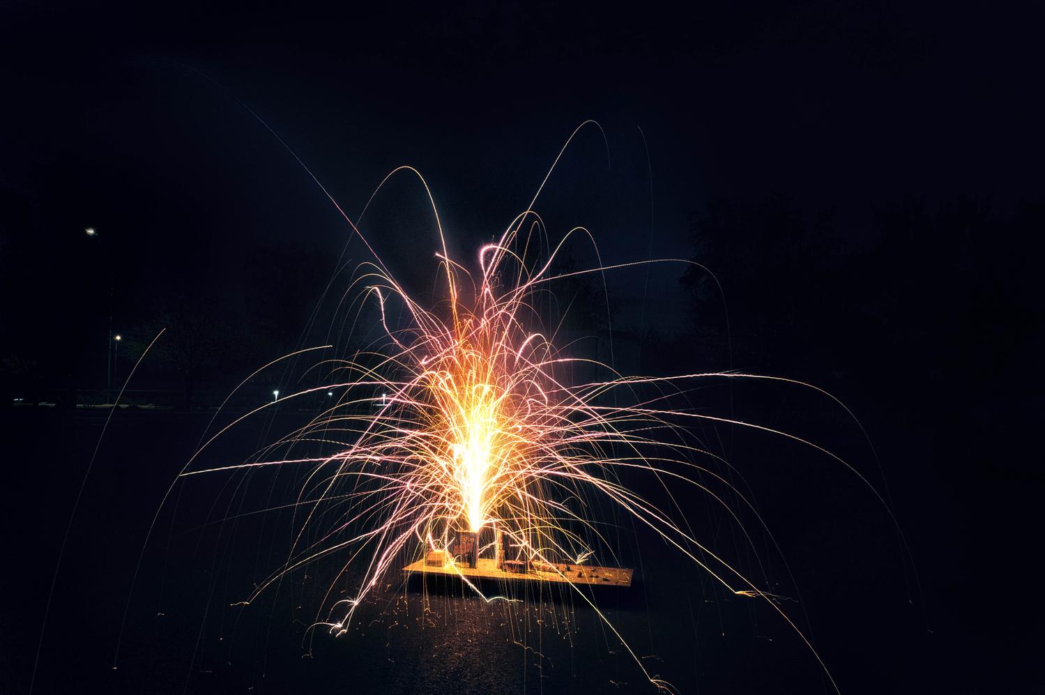 Humble Fireworks by Matt Rogers
