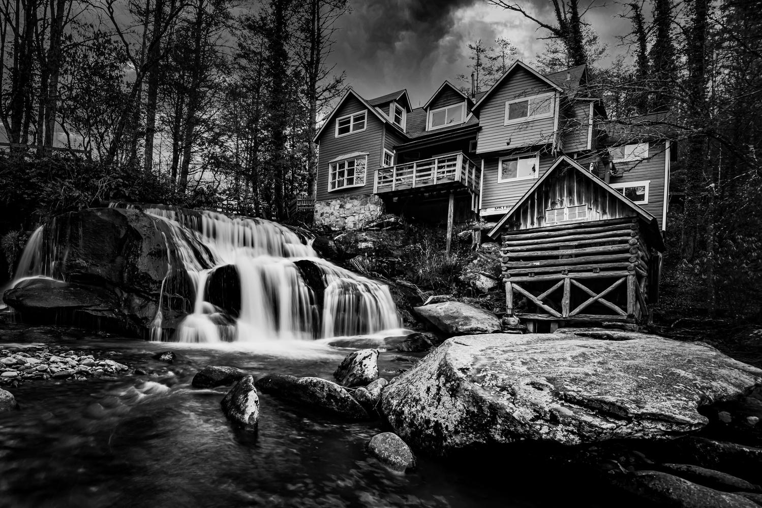 Living Waters by Mark Guinn