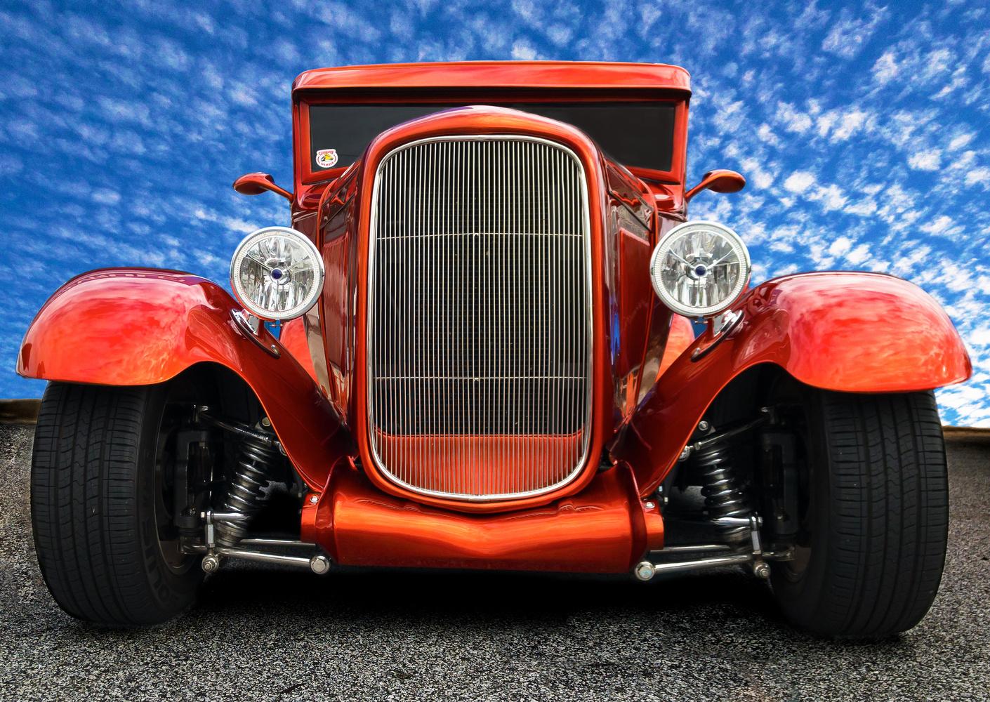 1930 Ford Street Rod by Mark Guinn