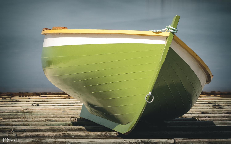 Slip slide away. by Paul Nicol