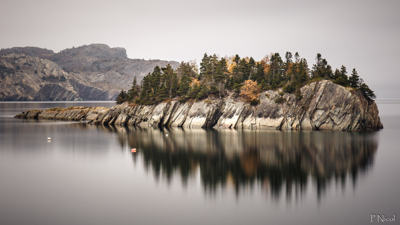 Molly's Island by Paul Nicol