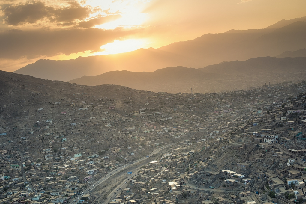 Kabul by George chino