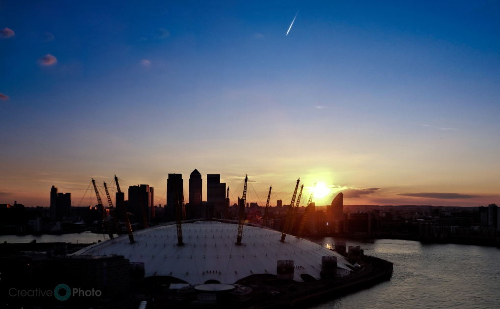 O2 from top by Christoph Moosbrugger
