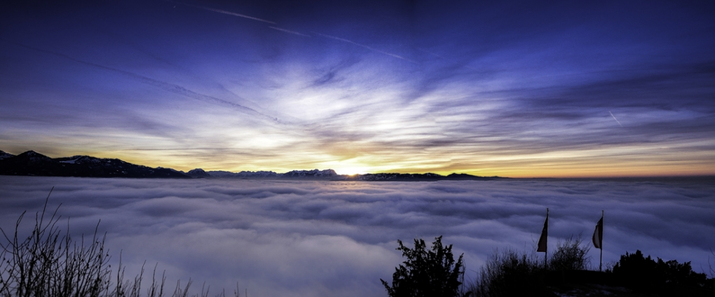 Over the top by Christoph Moosbrugger