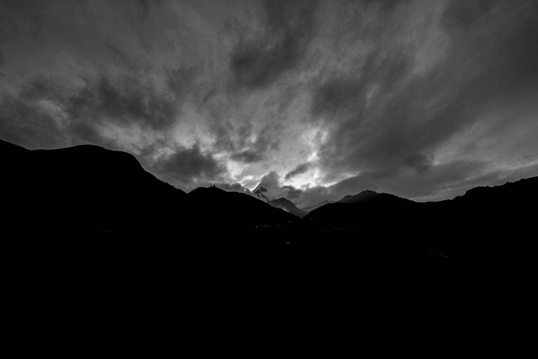 Mount Kazbek by Žilvinas Stravinskas